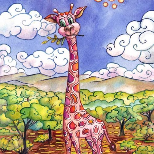 Wonder Giraffe
