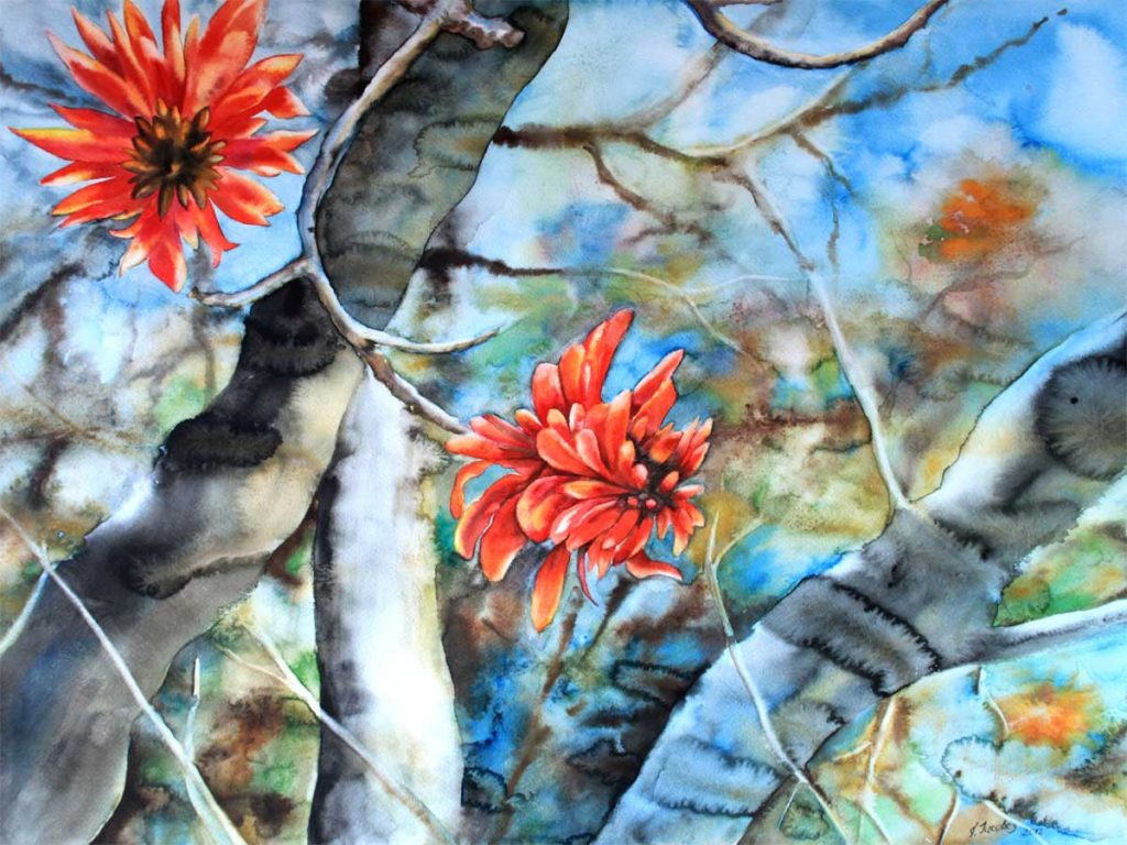 Coral Blossom-by-Tanya-Jacobsz-01