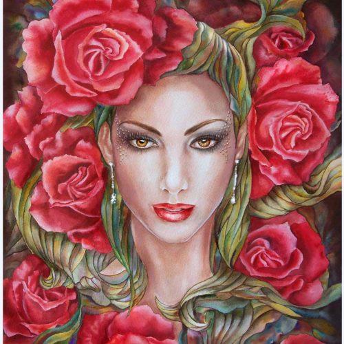 Rose Peri
