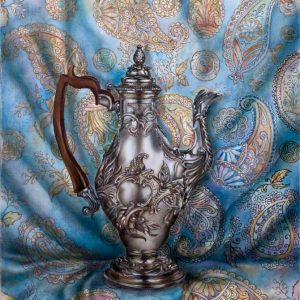 Oil painting by Tanya Jacobsz