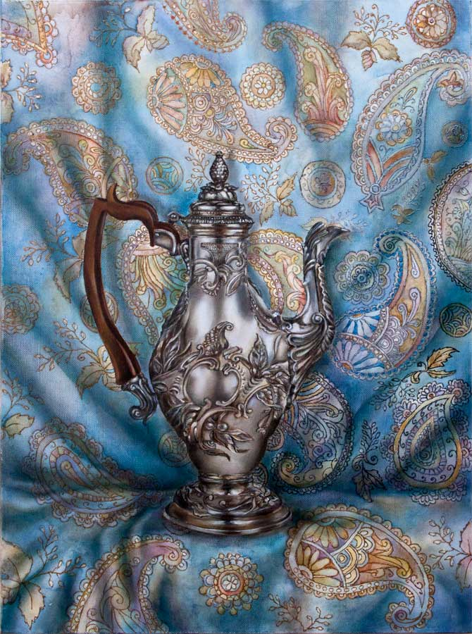 Turkish Coffeepot