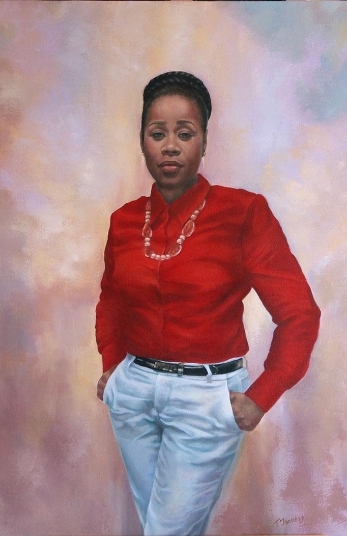 Nelisiwe Mdladla portrait
