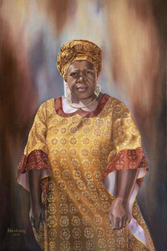 Nthabiseng portrait