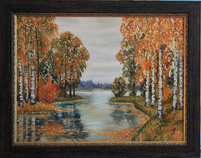 Autumn. Vilhelm Purvitis