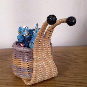 Wicker vine, handmade gift