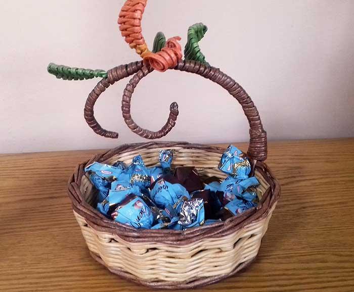 fruit/candy basket