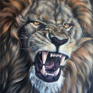 Original oil painting on canvas by Tanya Jacobsz